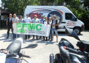 Réunion mensuelle de la FFMC 39 @ Lons-le-Saunier