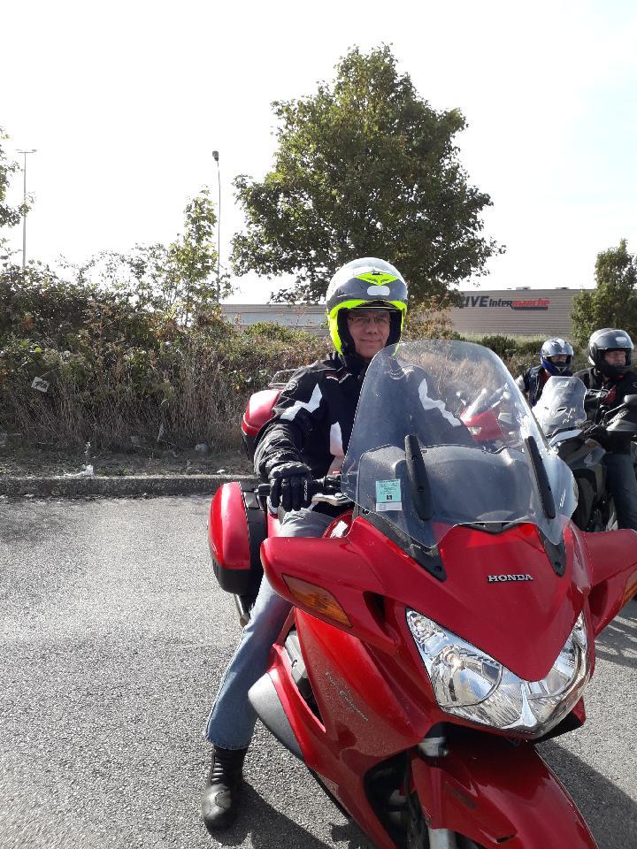 Coaching «Nos limites» : une journée d'exercices pour un groupe de motards jurassiens