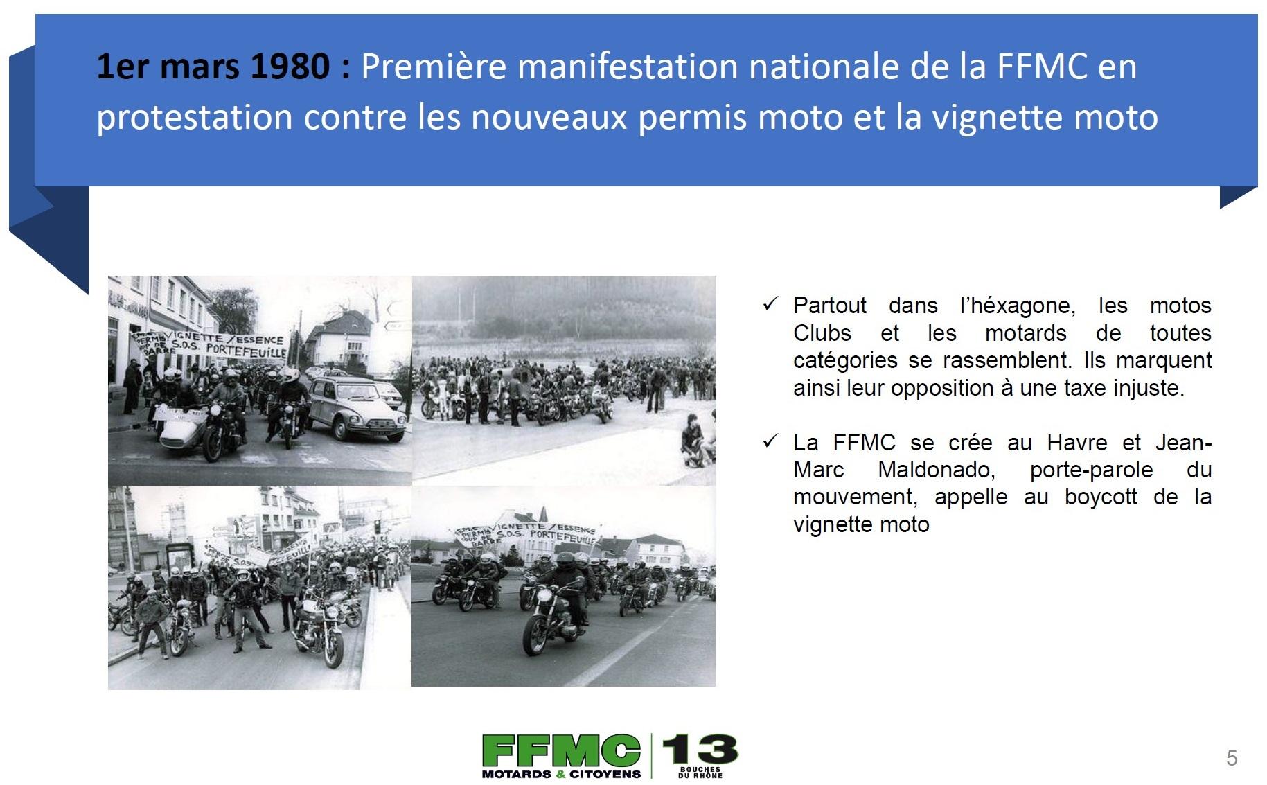 1980 – 2020 : la FFMC fête ses 40 ans… une histoire à redécouvrir