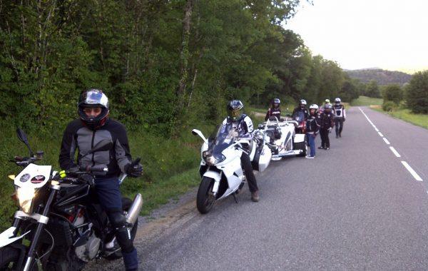 La FFMC 39 organise une balade de 180 km à travers le Jura pour vérifier les infrastructures