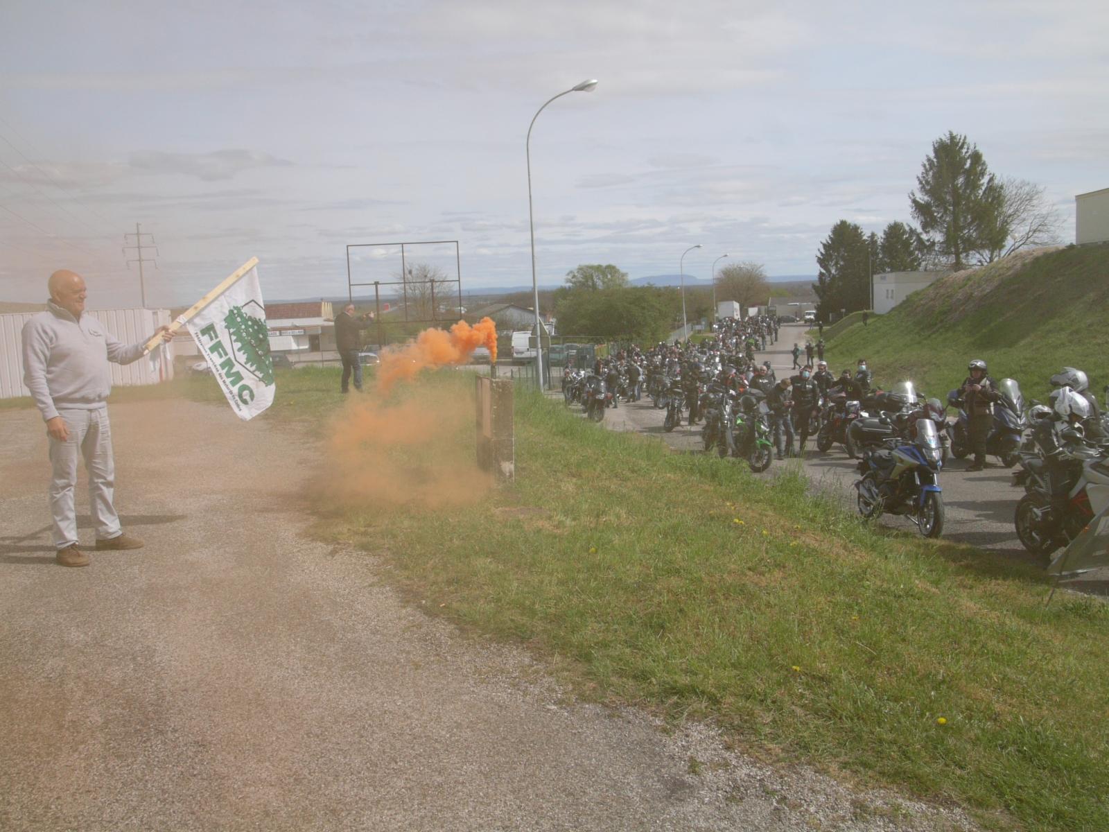 Le 14 juillet, contre la motophobie, tous au défilé des motards en colère à Besançon !